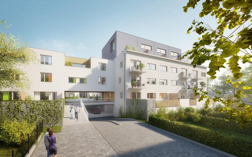 Nové byty Praha 5